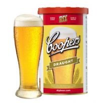 Coopers Original Draught 1.7 Kg Beer Kit